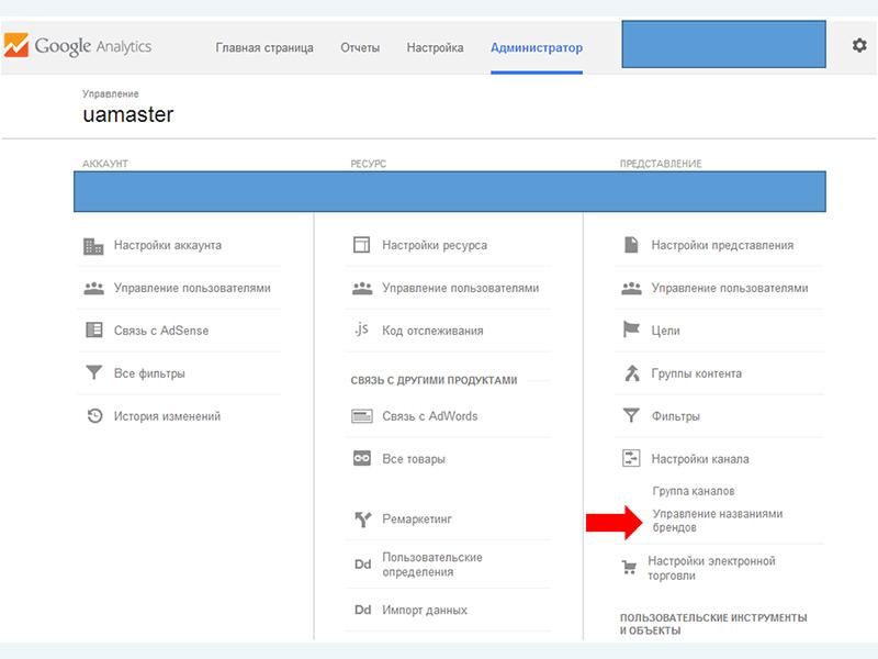 Как за 1 минуту настроить канал «Брендовый трафик» в Google Analytics