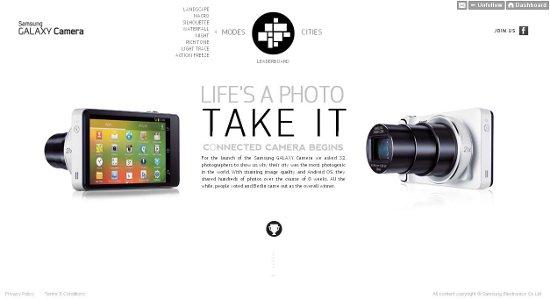 Знакомимся с рекламной кампанией Samsung Life's a Photo — Take it