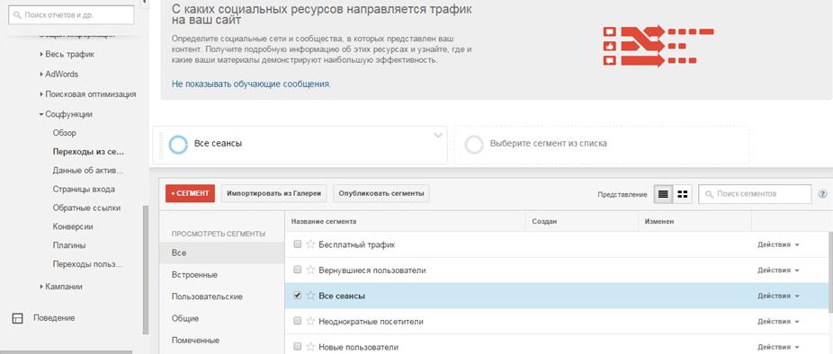 Измеряем ROI в социальных сетях при помощи Google Analytics