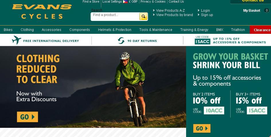 Кейс по e-mail маркетингу: магазин Evans Cycles и ценность персонализации писем