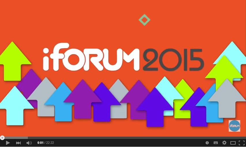 iForum 2015 — видео докладов с потока «Реклама и продвижение» (часть 2)