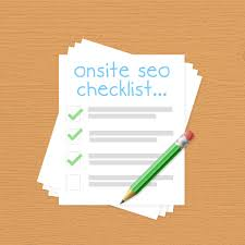 SEO чек-лист: 5 шагов для оптимизации сайта