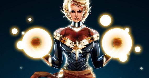 Captain-Marvel-Art