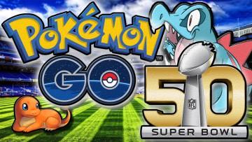 Pokemon идет на SuperBowl 2016
