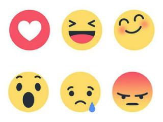Смех, слезы и любовь: Facebook официально представил альтернативные «лайку» эмоции