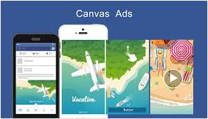 Facebook запустил полноэкранные объявления Canvas
