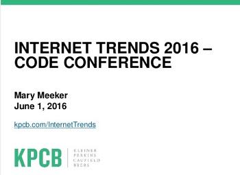 Интернет тренды 2016