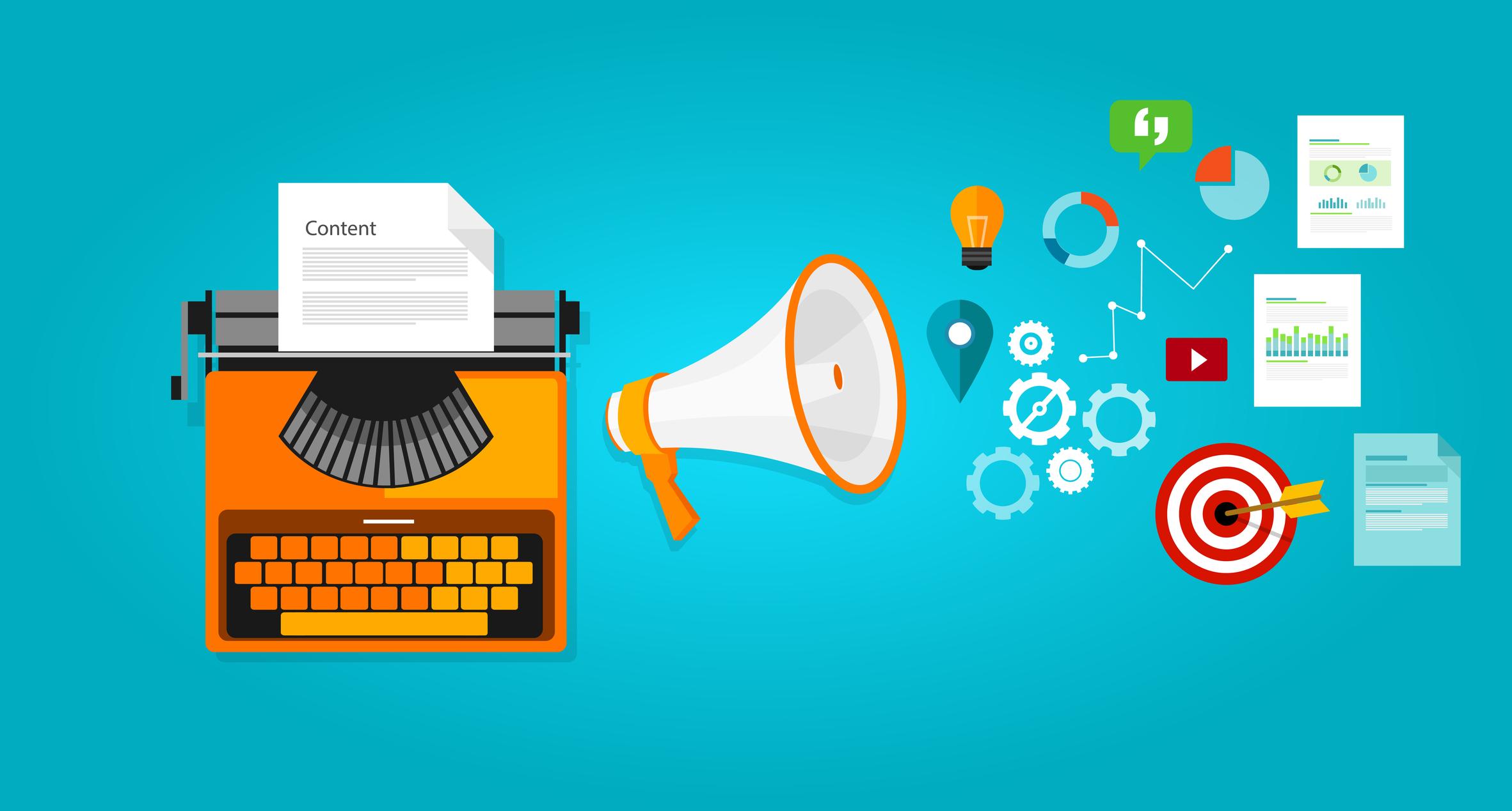 Что такое интернет-маркетинг. Часть 2, про контент