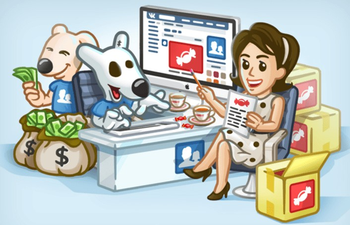 «ВКонтакте» и «Одноклассники» стали делиться выручкой за продажу рекламы в сообществах