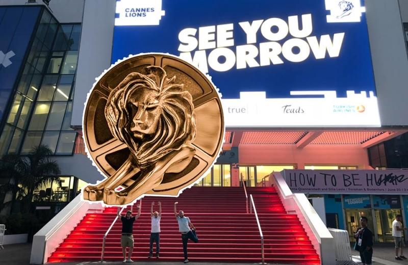 Украина выиграла Бронзового Каннского Льва!