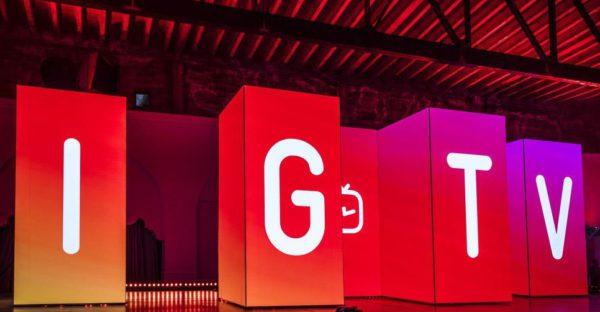 Первые примеры использования IGTV брендами ⋆ Блог Digital ...