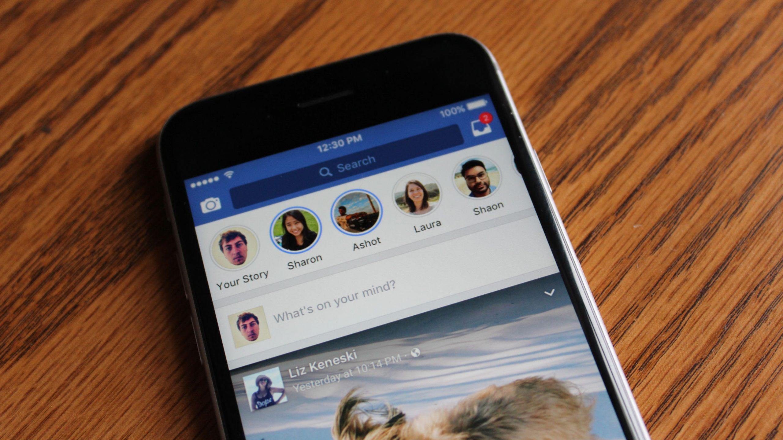 Facebook тестує Stories, які не зникатимуть через 24 години