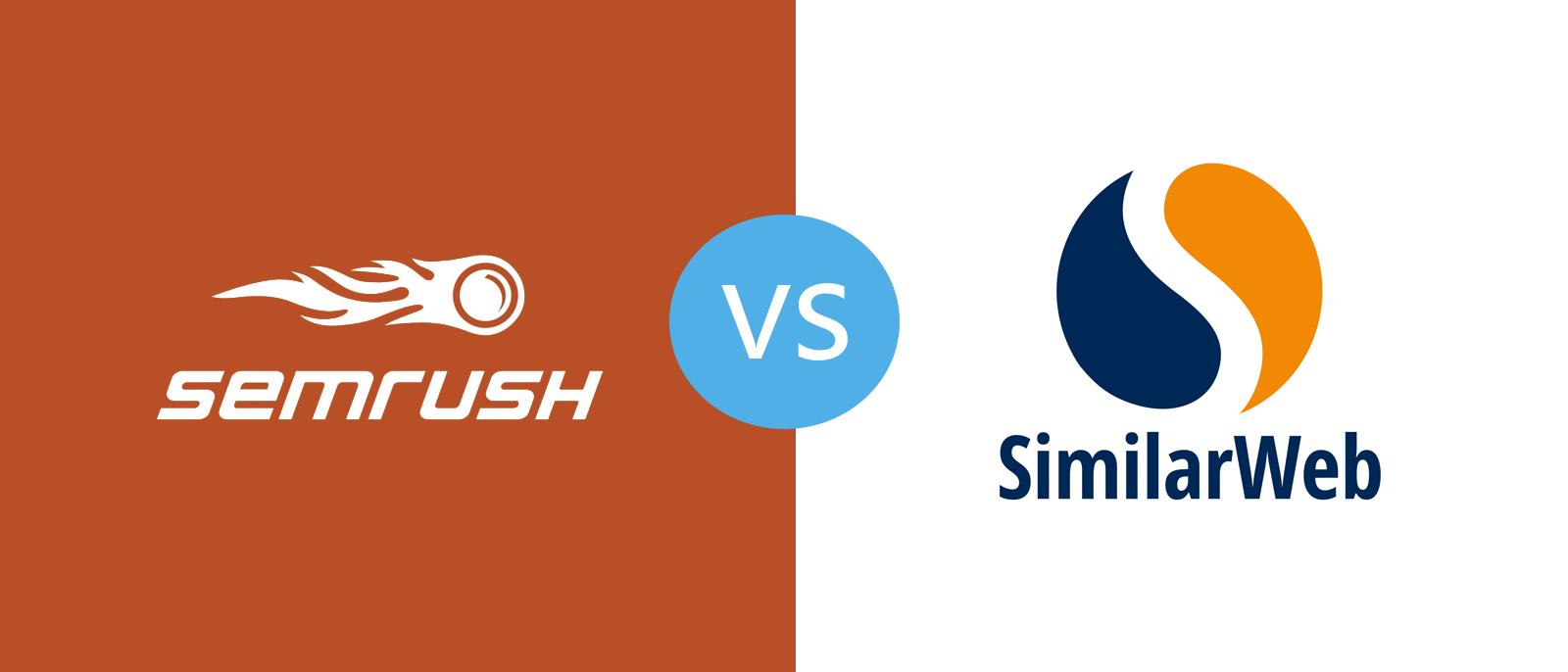 SEMrush vs SimilarWeb — хто точніший?