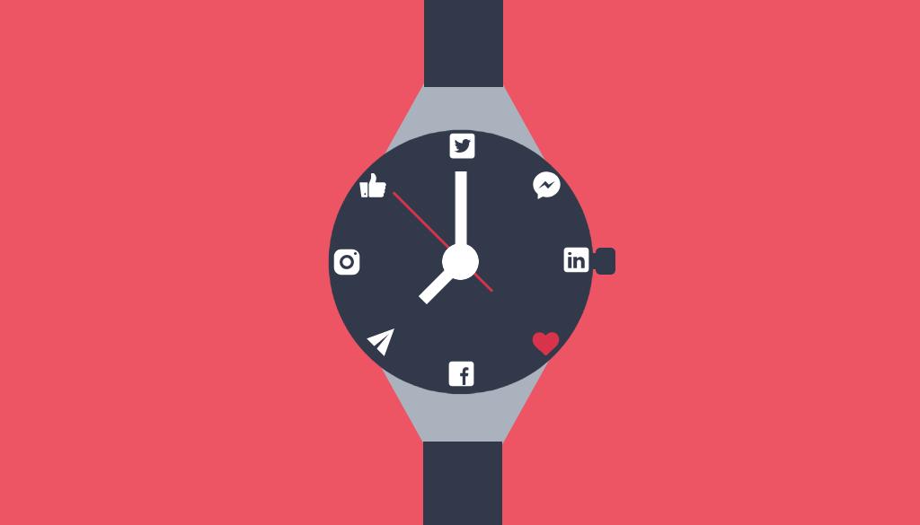 Кращий час для публікації постів у соціальних мережах під час COVID-19