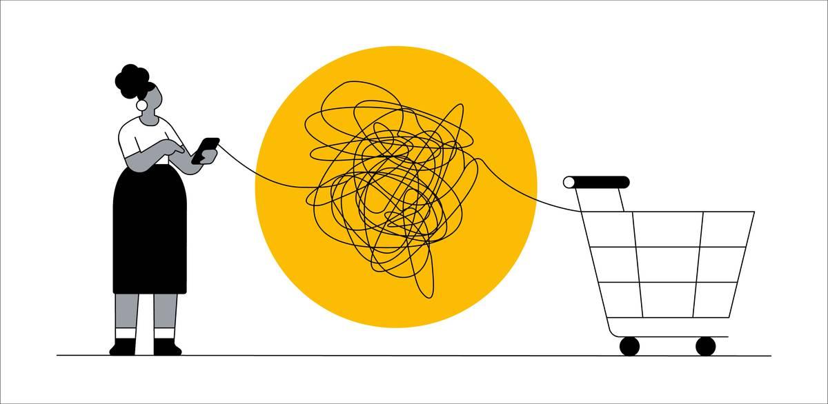 Messy middle — як ми приймаємо рішення про покупку, чи вибираємо бренд