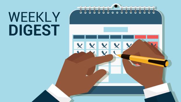 Digital Digest: новини другого тижня першого літнього місяця